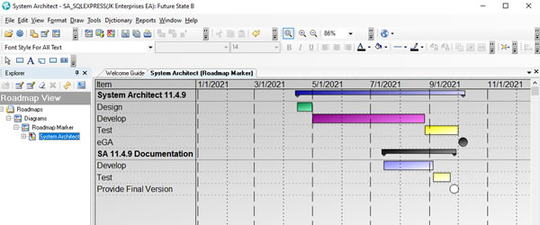 UNICOM® Systems, Inc. releases System Architect 11.4.9